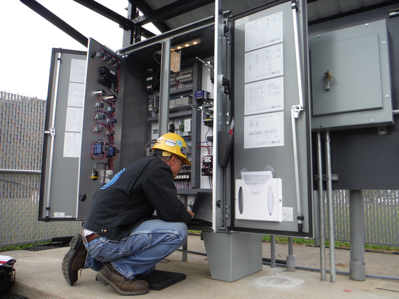 Onsite Evaluation from Field Technician