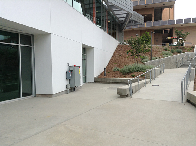 Los Angeles Trade and Technical College Stormwater Pumping Station