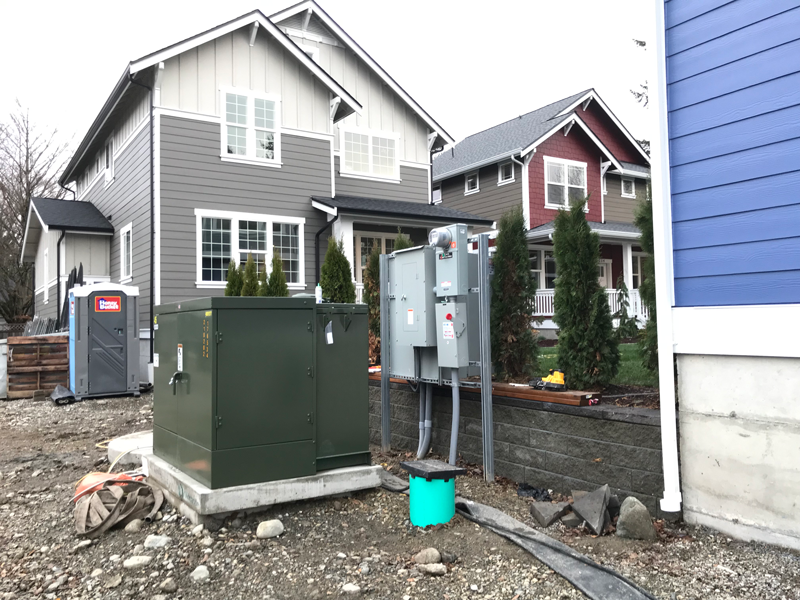 Residential Stormwater Pump Station