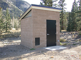 Single Pitch Control Building