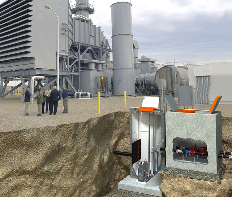 Basin Electric Power Cooperative - Clean Water Industrial Pumping System