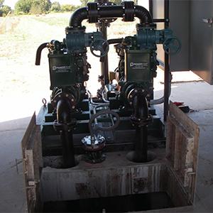 Romtec Utilities Repair/Retrofit Project