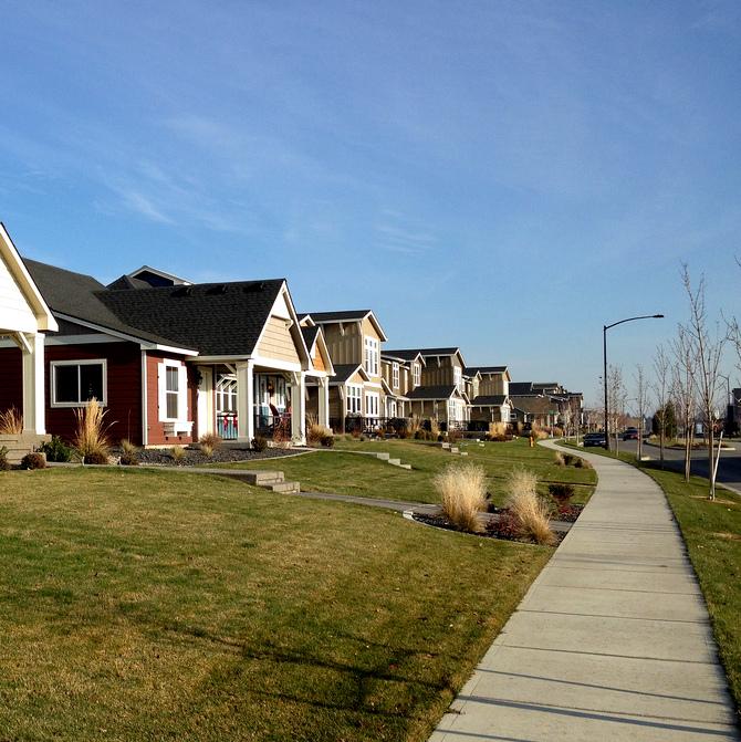 Residential Development in America