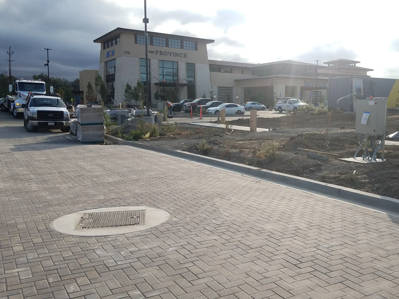Bay 101 Casino with Six Stormwater Pump Stations
