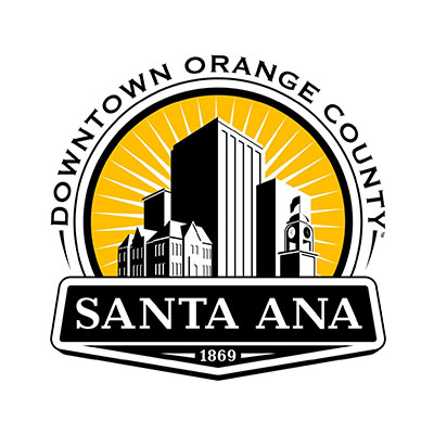 Downtown Orange County Santa Ana