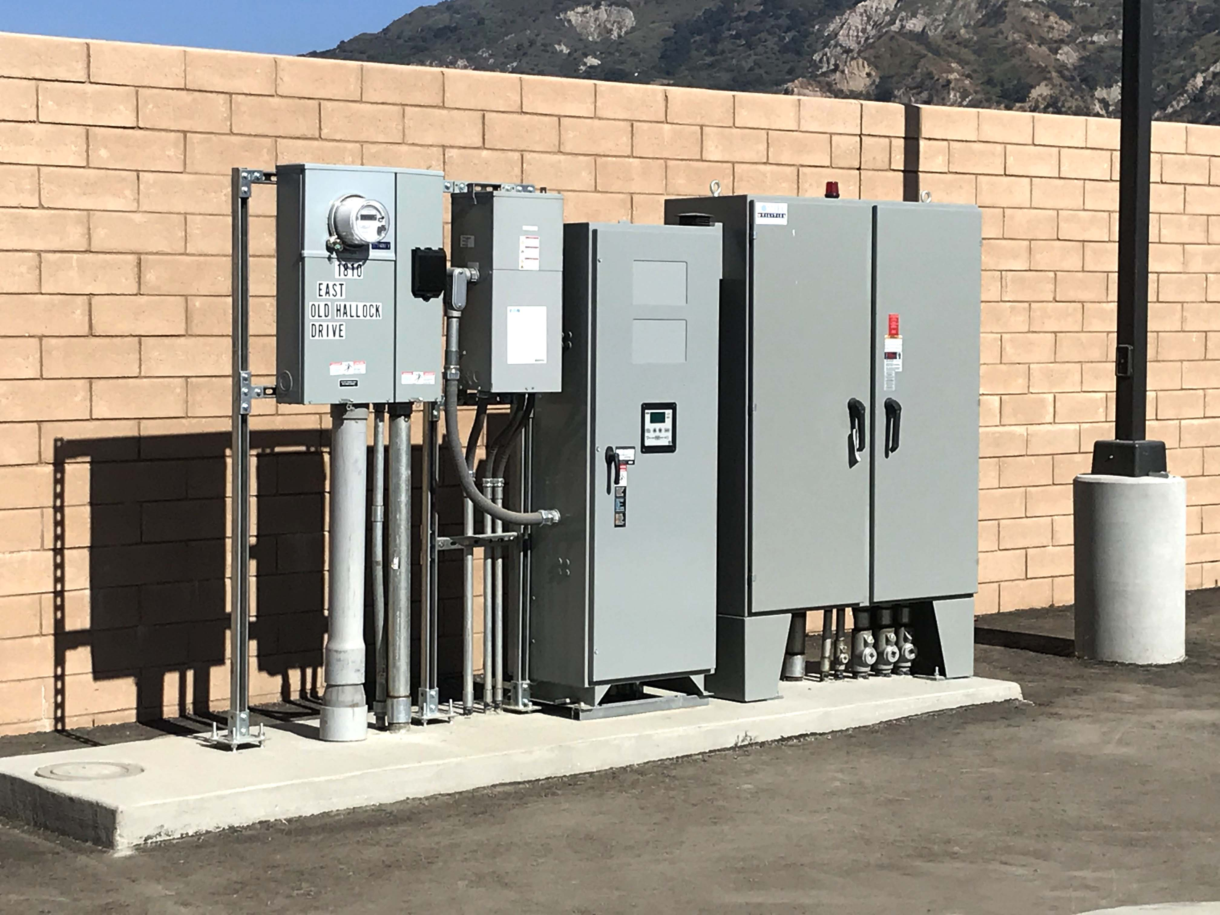 Wastewater Lift Station