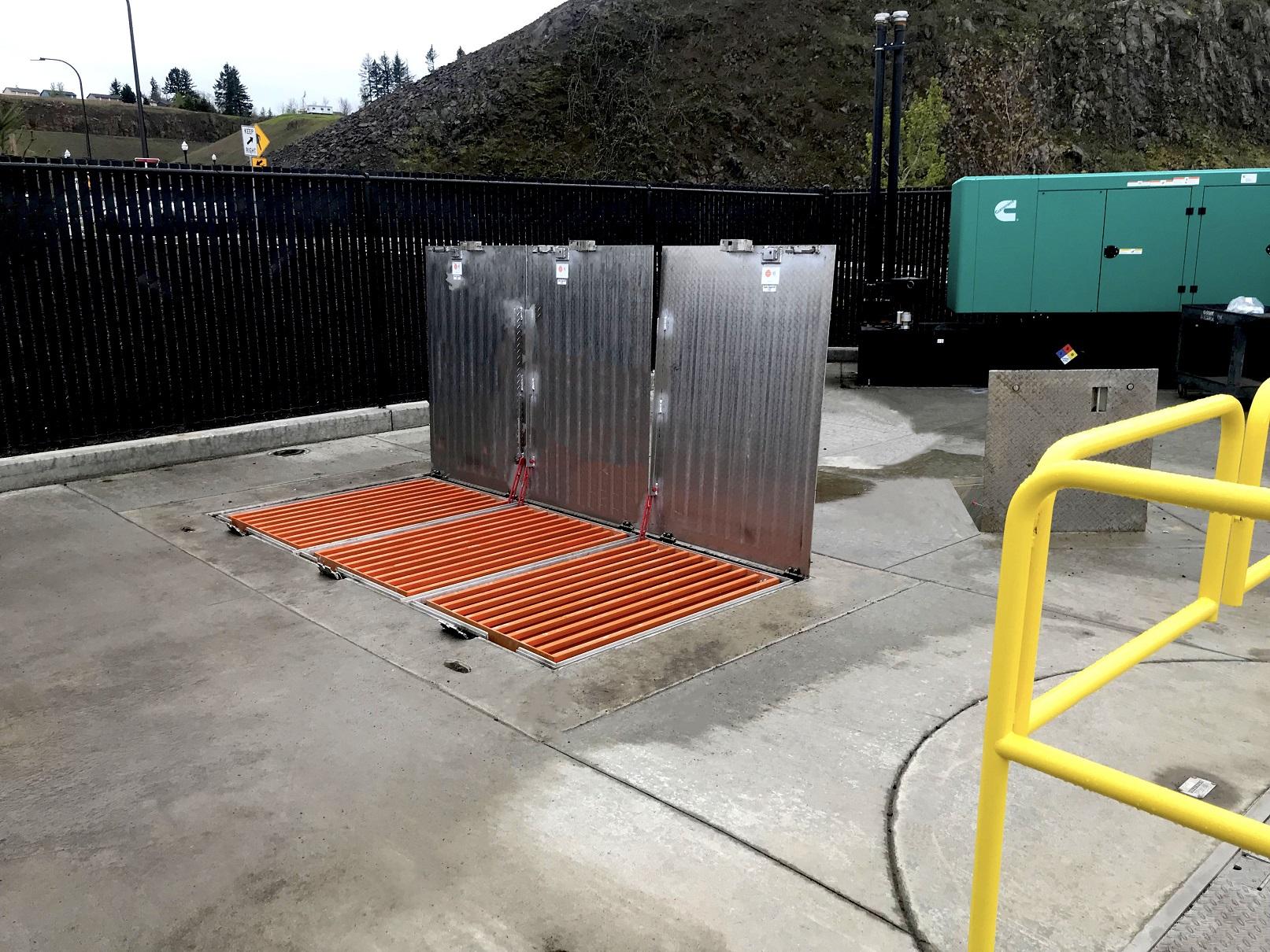 Sewer Lift Station
