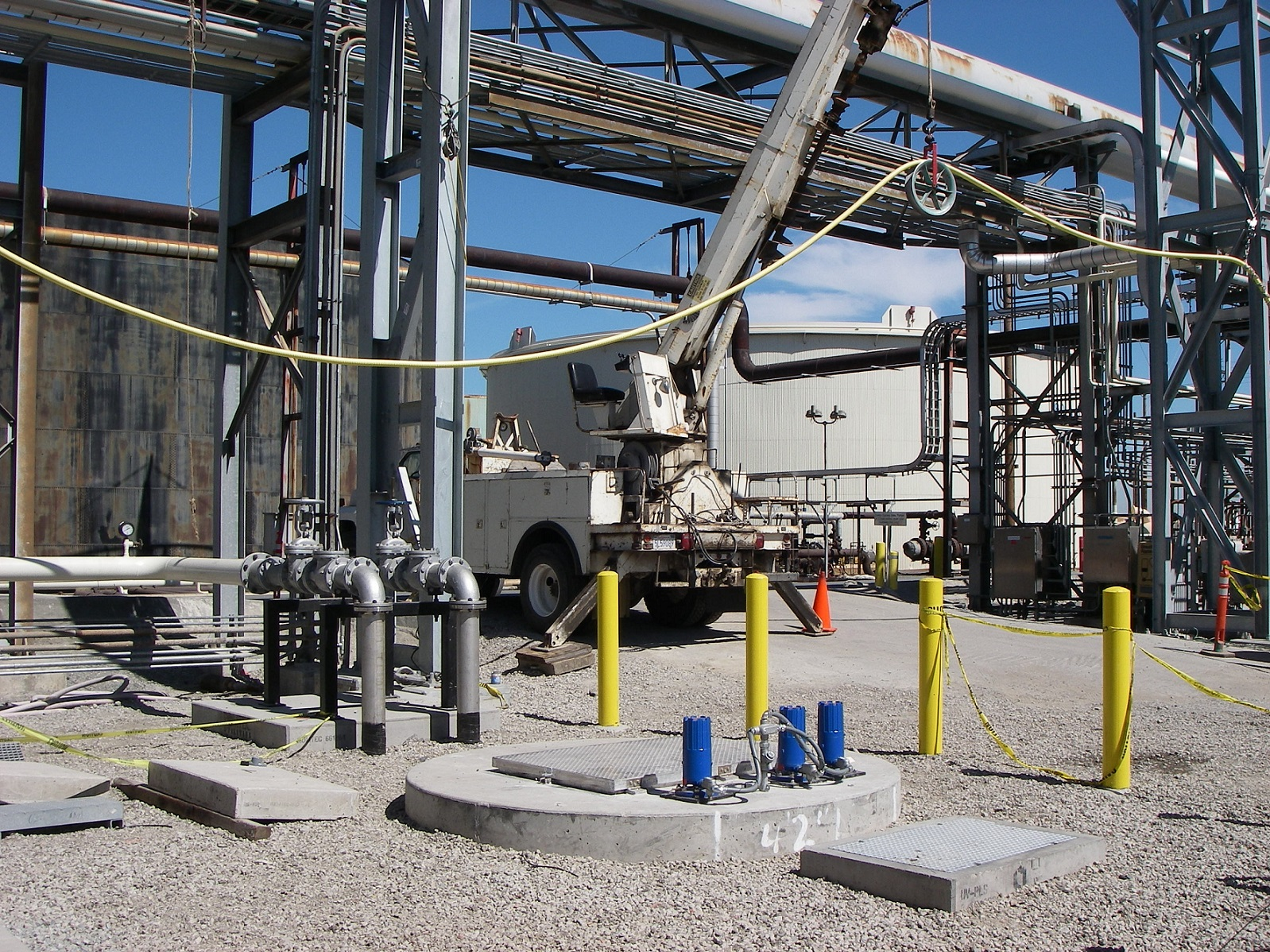 Industrial Pumping System